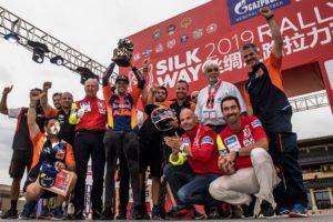 Vídeo: O resumo do Silk Way Rally thumbnail