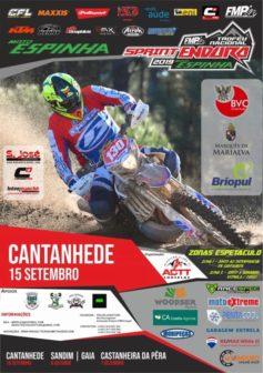 Troféu Nacional de Sprint Enduro MotoEspinha 2019 – Alterações thumbnail