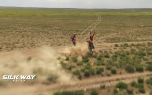 Vídeo: A impressionante queda de Joan Barreda no Silk Way Rally thumbnail