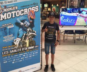 Motocross: Martim Espinho vai competir em França este fim de semana thumbnail