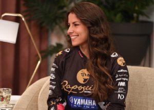 """Rita Vieira esteve no Programa da Cristina na SIC: """"O meu maior sonho é o Dakar!"""" thumbnail"""