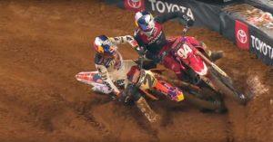 Ken Roczen e Cooper Webb na Red Bull Straight Rhythm… de 250cc 2T!!! thumbnail