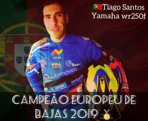 TT: Tiago Santos é campeão europeu de Bajas! thumbnail