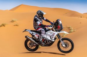 Panafrica Rally, 2.ª Etapa: Joaquim Rodrigues e Sebastian Buhler no Top 10 thumbnail