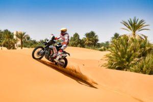 Panafrica Rally: Joaquim Rodrigues foi 4º com os portugueses num bom caminho thumbnail