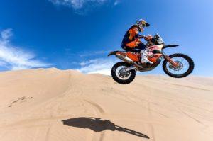 Atacama Rally,TT: Toby Price com o melhor tempo do prólogo thumbnail