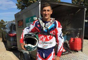 MXON: Piloto luso-descentente vai competir pelo Luxemburgo thumbnail