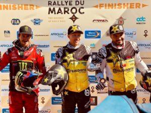 Rally de Marrocos, 5.ª etapa: Andrew Short vence pela primeira vez na sua carreira! thumbnail