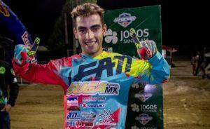 Supercross: Diogo Graça vai competir na Holanda e na Alemanha thumbnail