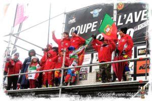 Coupe de l'Avenir: A galeria de fotos dos portugueses thumbnail