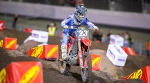 Supercross: Chase Sexton parte a clavícula durante treino. thumbnail