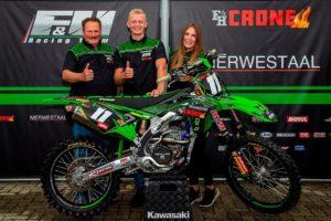 MXGP: Mikkel Haarup com a F&H Kawasaki no próximo ano thumbnail