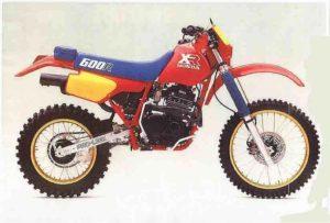 Honda XR – A moto que marcou gerações thumbnail