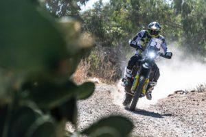 Rally de Marrocos, 1ª etapa: Quintanilla na frente, Rodrigues 16º thumbnail