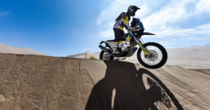 Rally de Marrocos: Segunda posição no campeonato por decidir thumbnail