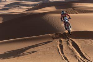 Rally de Marrocos, 2ª etapa: Barreda toma a liderança da geral, Gonçalves 12º thumbnail