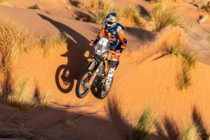 Rally de Marrocos, etapa 3: Toby Price vence, Rodrigues 21º thumbnail