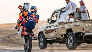 """Vídeo Dakar: O """"trailer"""" oficial da edição de 2020 thumbnail"""