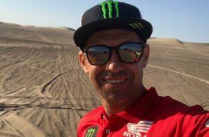 Dakar: Rúben Faria vai chefiar a equipa oficial da Honda thumbnail
