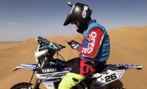 """Martim Ventura: """"Eu achava que as dunas eram fáceis mas enganei-me"""" thumbnail"""
