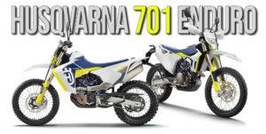 Husqvarna 701 Enduro e 701 Enduro LR – Long Range de 2020 thumbnail