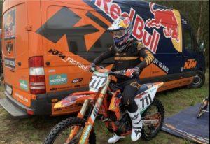 MXGP: Rene Hofer em preparação para a estreia em MX2 em 2020 thumbnail