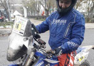CN Rally Raid, Alcanena: Martim Ventura ganhou etapa com o guiador partido! thumbnail