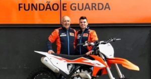 Motocross: Ricardo Freire mantém-se na KTM Motobrioso em 2020 thumbnail