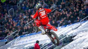AMA Supercross: Christian Craig vê suspensão por doping ser levantada thumbnail
