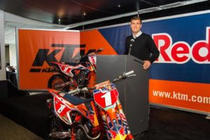 "KTM (Ian Harrison): ""Ryan Dungey fez muito pela marca"" thumbnail"
