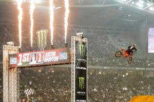 Campeonato australiano de Supercross: Brayton conquista o título thumbnail