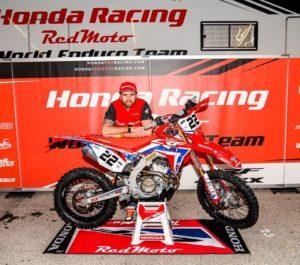 EnduroGP: Thomas Oldrati continua na Honda RedMoto em 2020 thumbnail