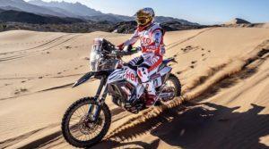 Dakar 2020, Etapa 4: Joaquim Rodrigues assegura 23.º melhor tempo thumbnail