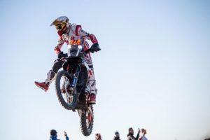 Dakar 2020, Etapa 3: Joaquim Rodrigues foi o 31.º mais rápido thumbnail