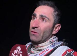 "Paulo Gonçalves, Dakar 2020: ""Fiz 120 km de noite!"" thumbnail"