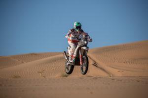 Dakar 2020: Avaria na moto condiciona o dia de Mário Patrão thumbnail