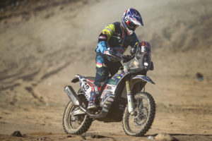Dakar 2020: Fausto Mota sobe oito posições na classificação geral thumbnail