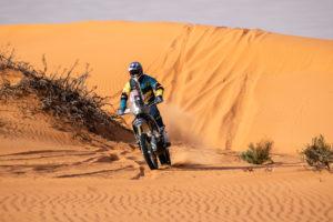 """Fausto Mota, Dakar 2020: """"Ajudei um piloto a levar a moto dele até ao fim"""" thumbnail"""