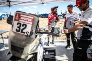 Dakar 2020, Etapa 5: Motor partido leva Sebastian Bühler ao abandono thumbnail