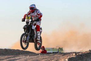 "Paulo Gonçalves, Dakar 2020: ""Consegui ultrapassar muitos pilotos"" thumbnail"