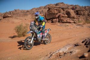 Dakar 2020, Etapa 4: Fausto Mota sobe para 39.º thumbnail