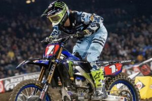 AMA Supercross 250, Anaheim II: Dylan Ferrandis vence corrida polémica thumbnail