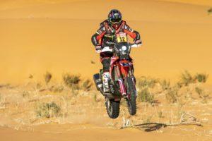 Dakar 2020, 7ªEtapa: Barreda vence etapa, Brabec reforça liderança thumbnail