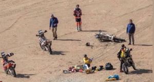 CMTV mostra imagens do acidente de Paulo Gonçalves thumbnail