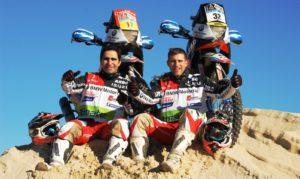 As incríveis aventuras vividas por Paulo Gonçalves e Pedro Bianchi Prata no Dakar thumbnail