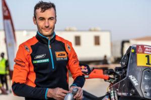 """Mário Patrão, Dakar 2020: """"Foi um ano muito difícil para mim"""" thumbnail"""