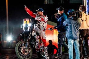 Dakar 2020: Cancelada a etapa 8 em memória de Paulo Gonçalves thumbnail