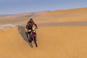 "Joan Barreda, Dakar 2020: ""Acho que fiz uma etapa muito boa"" thumbnail"
