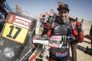"""José Ignacio Cornejo, Dakar 2020: """"Estou muito feliz com a forma como decorreu todo o rally"""" thumbnail"""