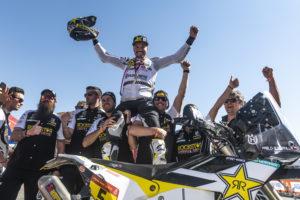 "Pablo Quintanilla, Dakar 2020: ""Um dia, ainda quero alcançar a vitória"" thumbnail"